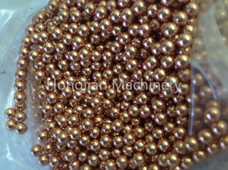 Copper Balls Copper Nuggets Copper Anodes for Gravure Cylinder Copper Plating Machine