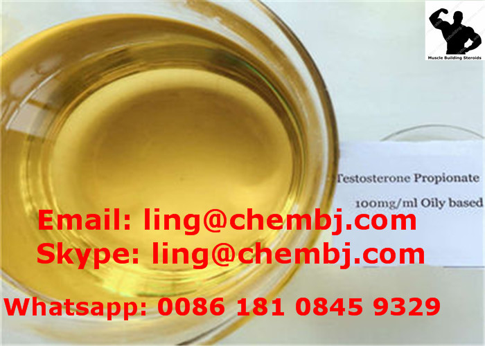 Testosterone Isocaproate 99.9% For Cutting Cycle Testosterone Iso