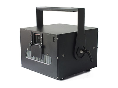 PRIME RGB 3000 3W Full Color Animation Laser Lights for Show