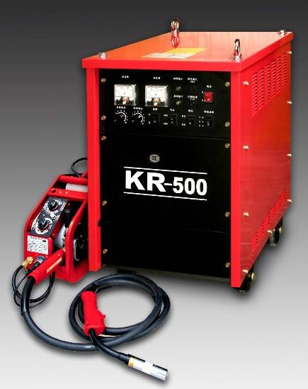 silicon controlled rectifier co2 shielded welder KR-200/350/500/600(630)