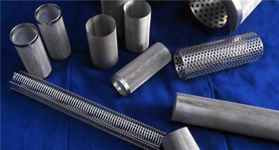 Filter Tube/Filter Cylinder/Wire Mesh Filter Cloth