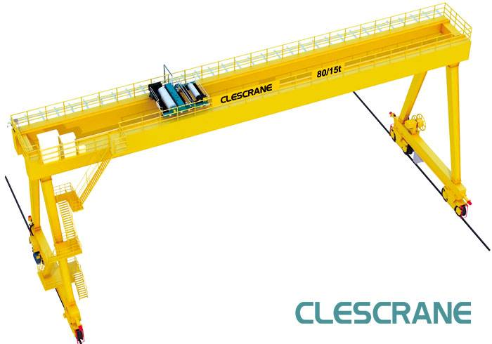 CWG Series Hot sale Good quality CE certificate 32-600ton gantry crane with full service $1000-$2000