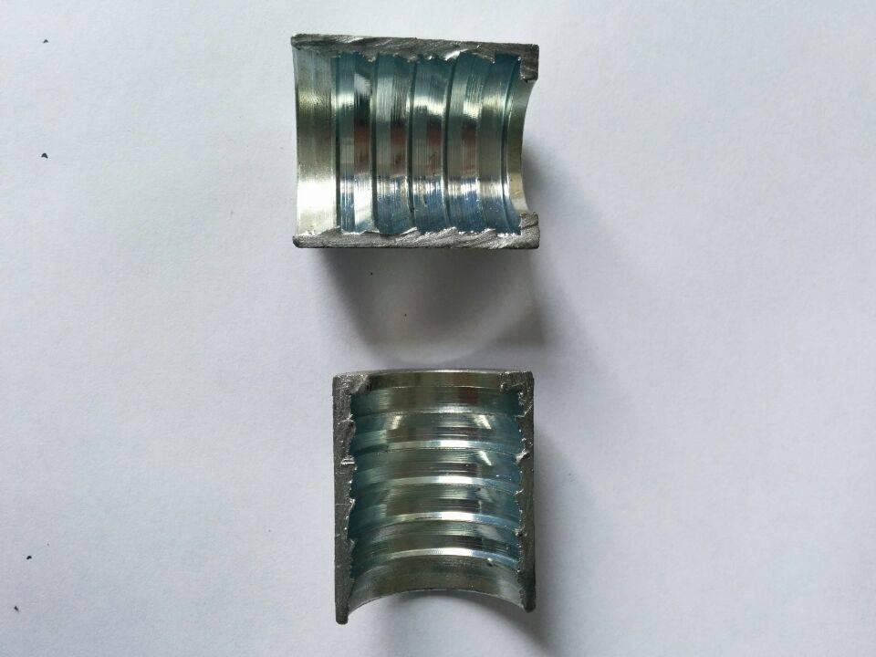 ferrule for 1 wire braid hose