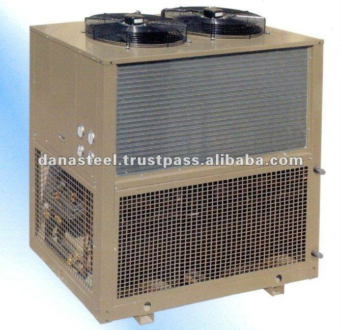 INDUSTRIAL PROCESS CHILLERS FOR BATCHING PLANTS - INDIA/UAE/QATAR/SAUDI