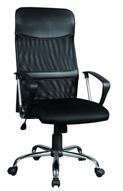 M&C hot sale cheap swivel black full mesh office chair