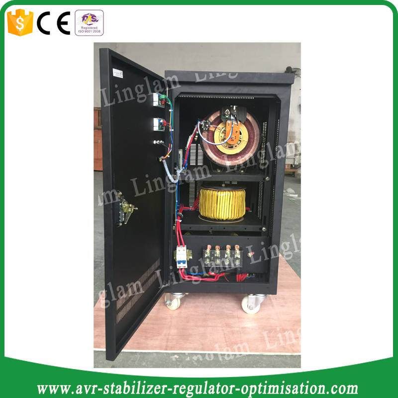 25 kw voltage regulator
