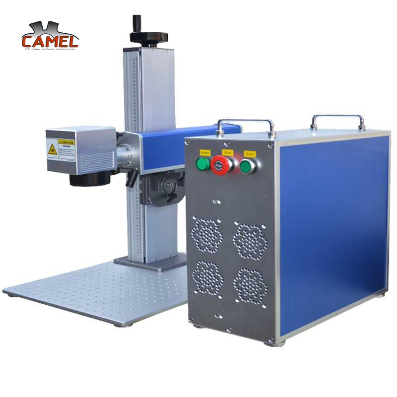Factory directly price 20W/30W/50W fiber laser marking machine cnc metal laser marking machine