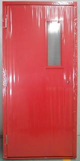 FM certification fire rated door