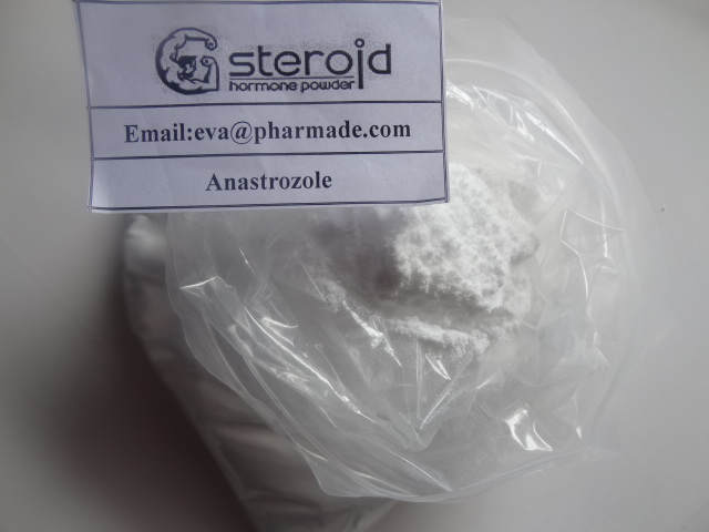 Anastrozole Purity: 99.8% Arimidex CAS: 120511-73-1
