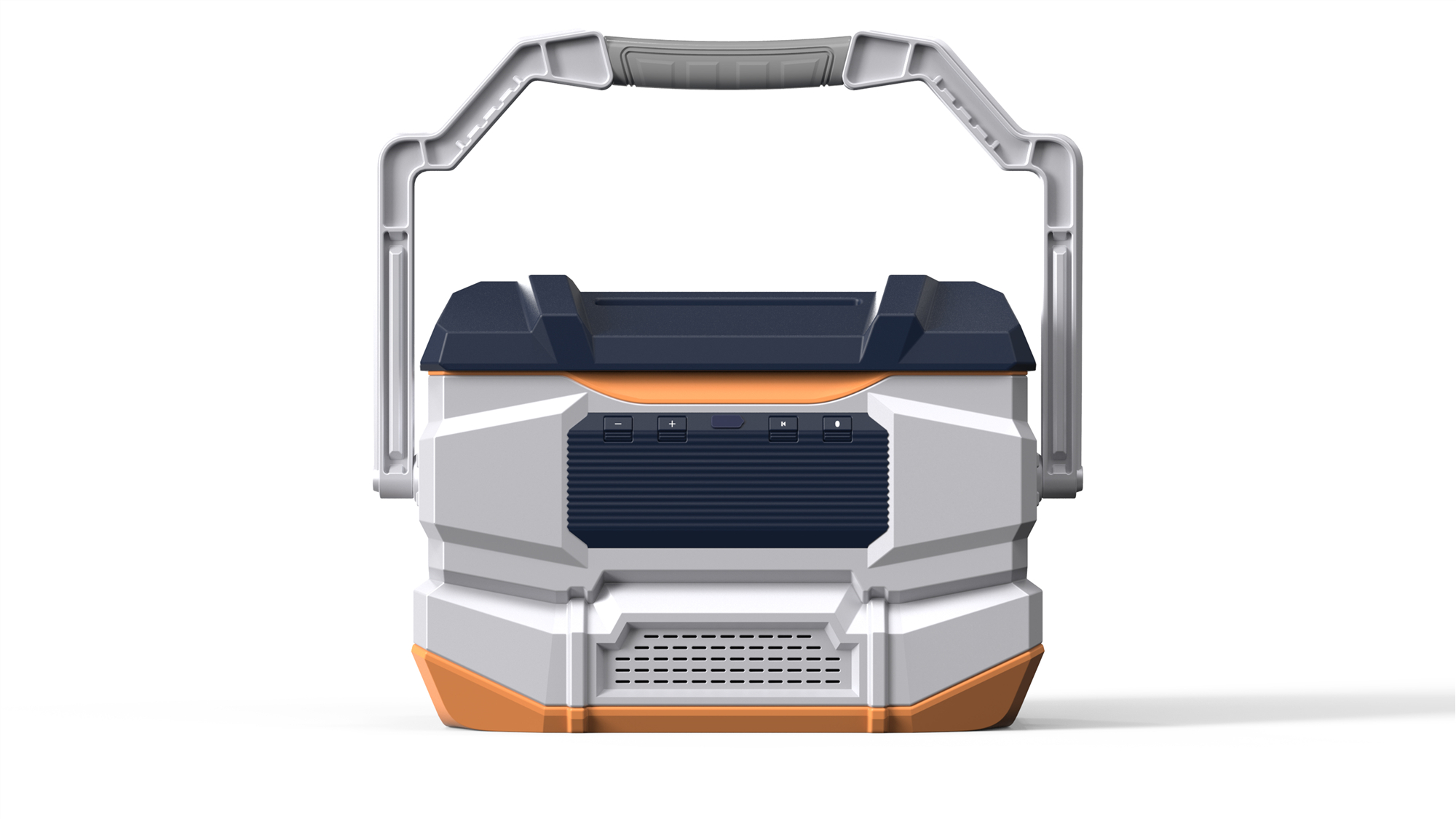portable Camping cooler box ice cooler