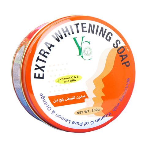 Soap Extra Whitening Soap in Metal Box