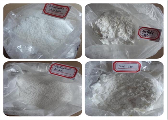99% Primobolan Depot Injectable Anabolic Steroids Methenolone Acetate White Powder 10161-33-8