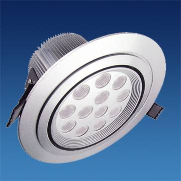 12W LED Downlights