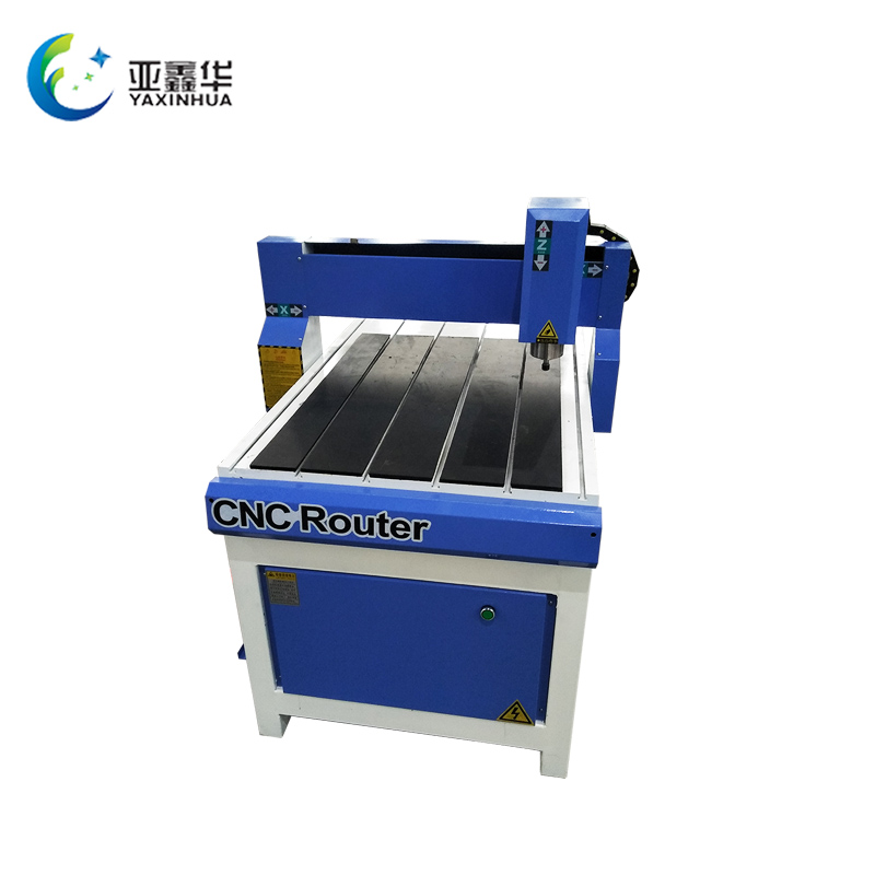 High precision hand wood cutting machine tools cnc router 6090