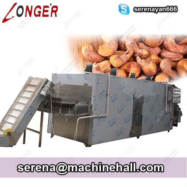 Cashew Nut Roasting Machine|Cashew Nut Roaster