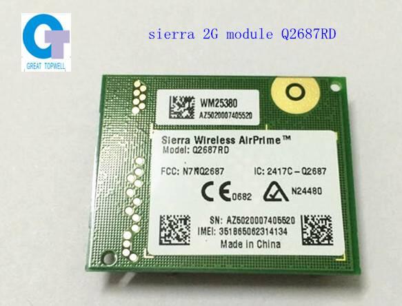 Sierra Wireless GSM/GPRS Module 2G module Q2687RD