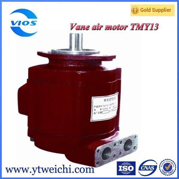low rpm high torque vane pneumatic motor