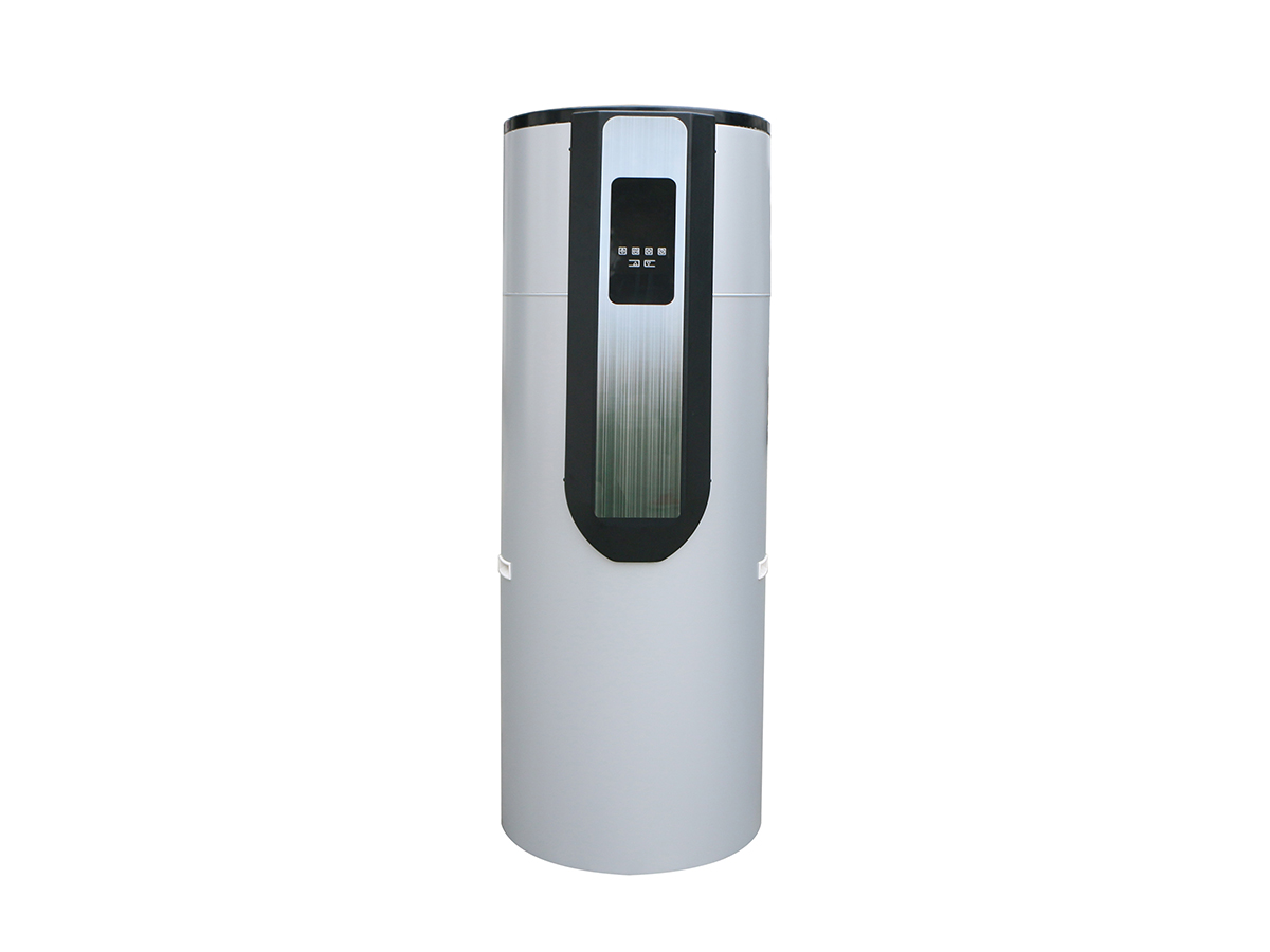 High Efficiency All In One Hot Water Heat Pump With R134a Refrigerant