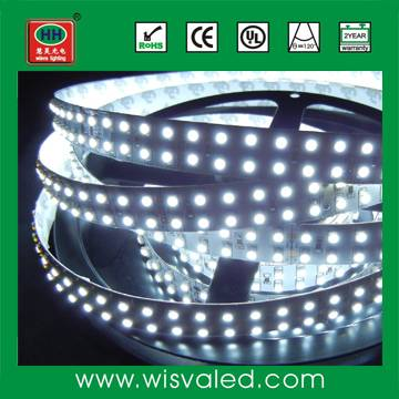 Double-line 12v 96w/5m IP65 waterproof SMD 3528 flexible led strip