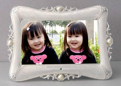 7 inch luxurious digital photo frame
