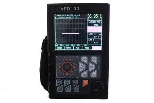 AFD100 Ultrasonic Flaw Detector