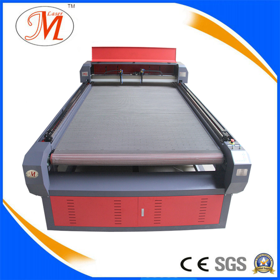 Big-Size Double-Head Laser Cutting&Engraving Machine with America Motor (JM-1325T)