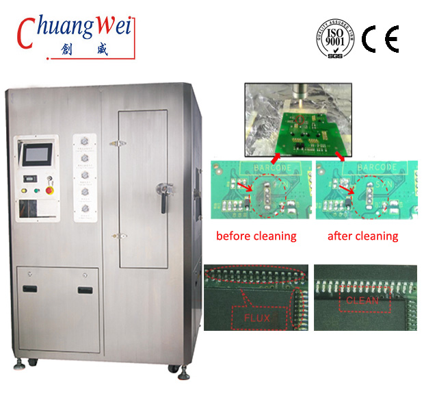 Stencil Ultrasonic Cleaning Machine,CW-800