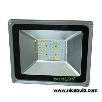 5 Years Warranty No Drive Dimmable 100W LED Flood Light