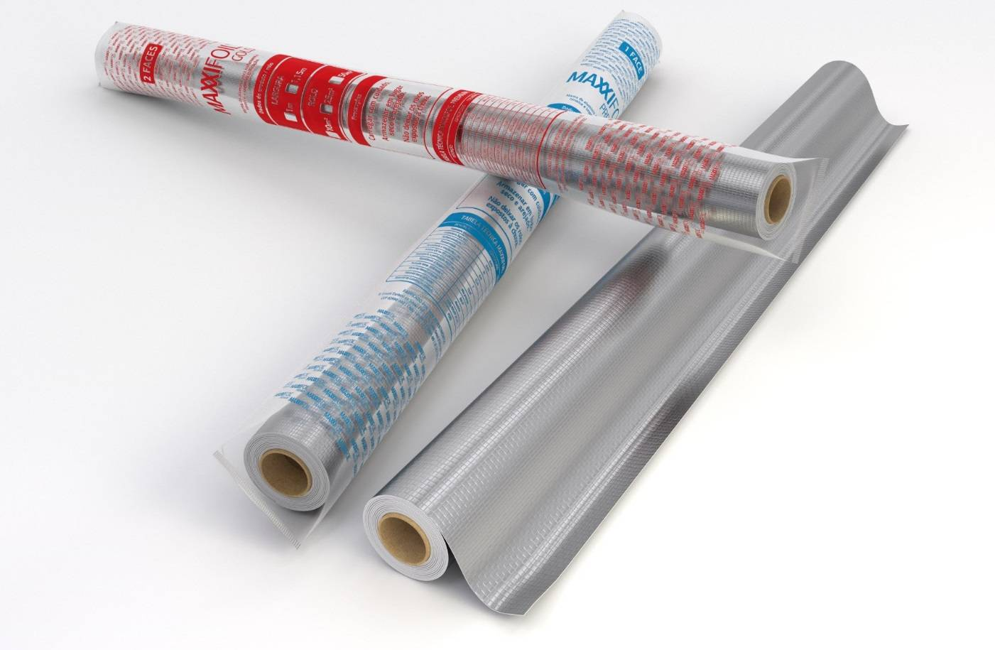 MAXXIFOIL - THERMAL INSULATION FOIL / RADIANT BARRIER / REFLECTIVE INSULATION