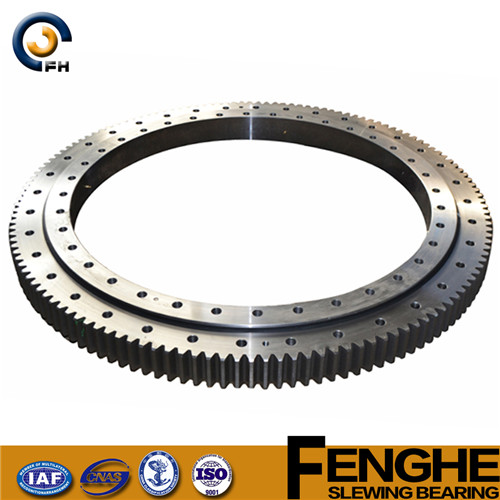 high quality excavator parts turntable slewing ring bearing