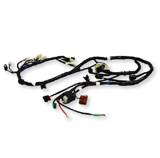 Harness For Motorcycle