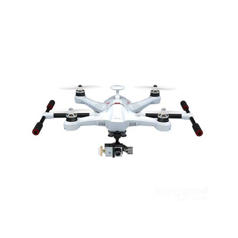 Walkera Scout X4 RTF FPV RC Quad with Ground Station, Gimbal, iLook+ and Devo F12E