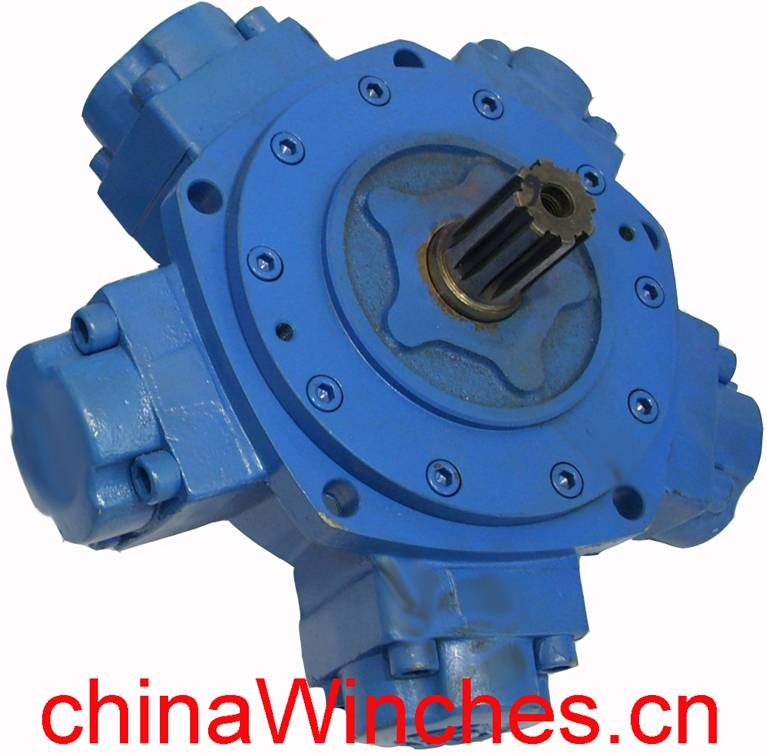 Calzoni or Bignozzi Low Speed High Torque Radial Piston Hydraulic Motor