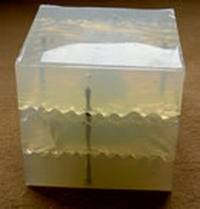 transparent (clear) silicone rubber RTV-2 for mould
