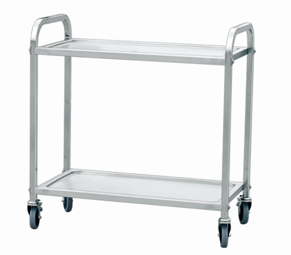 Double-layer trolley/cart/