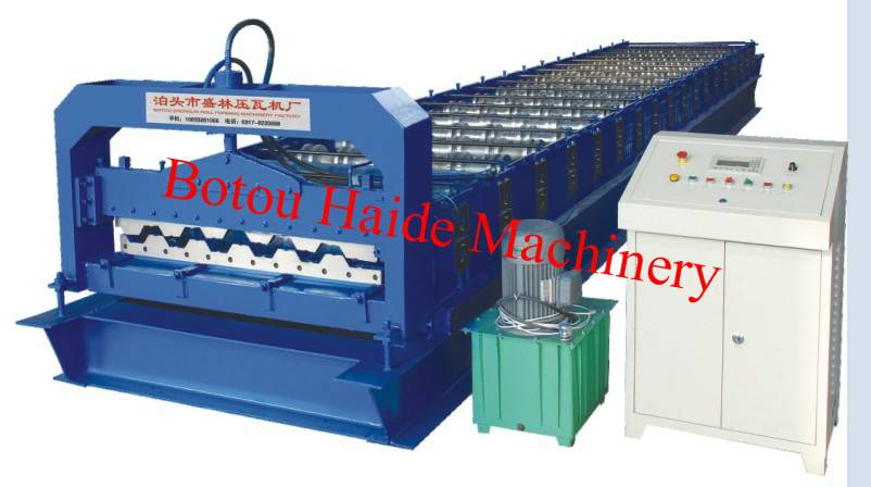 Haide Type H35 roll forming machine
