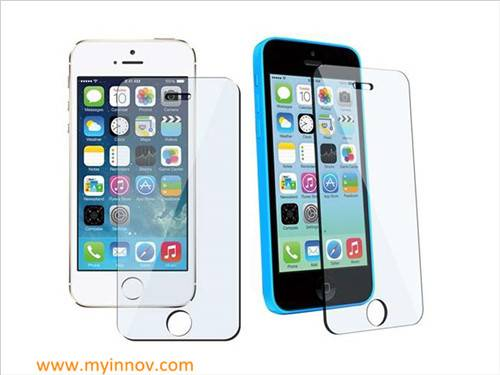 anti-scratch screen protector for iphone 5/5C/5S