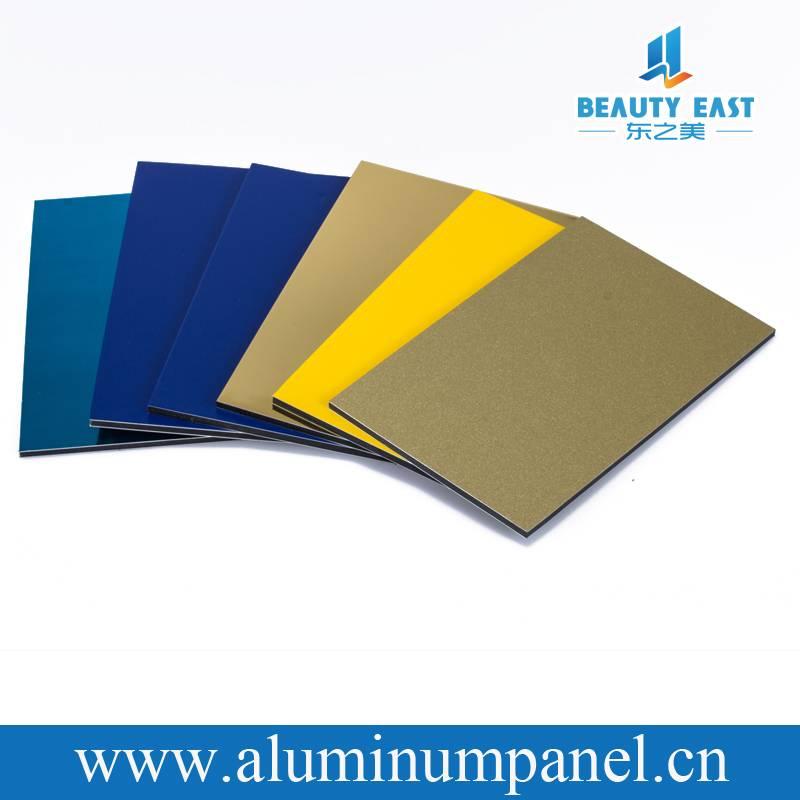 Aluminum Composite Panel ACP ACM - Foshan Beauty East Decoration