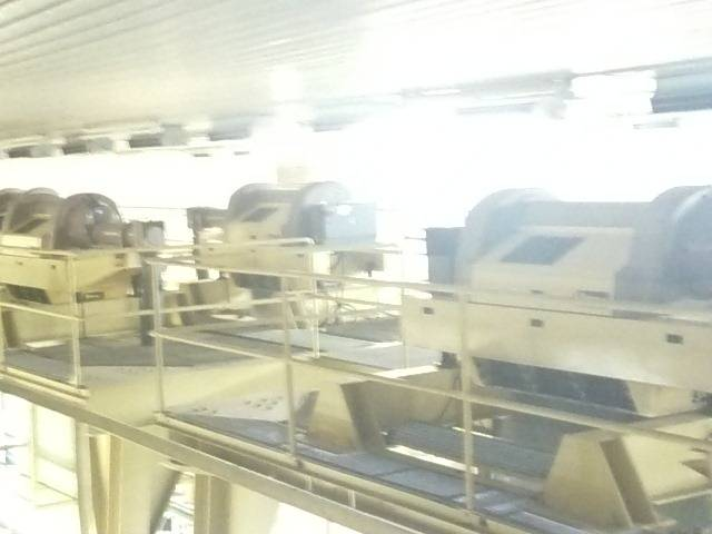 6NUOVO PIGNONE loom type TP422