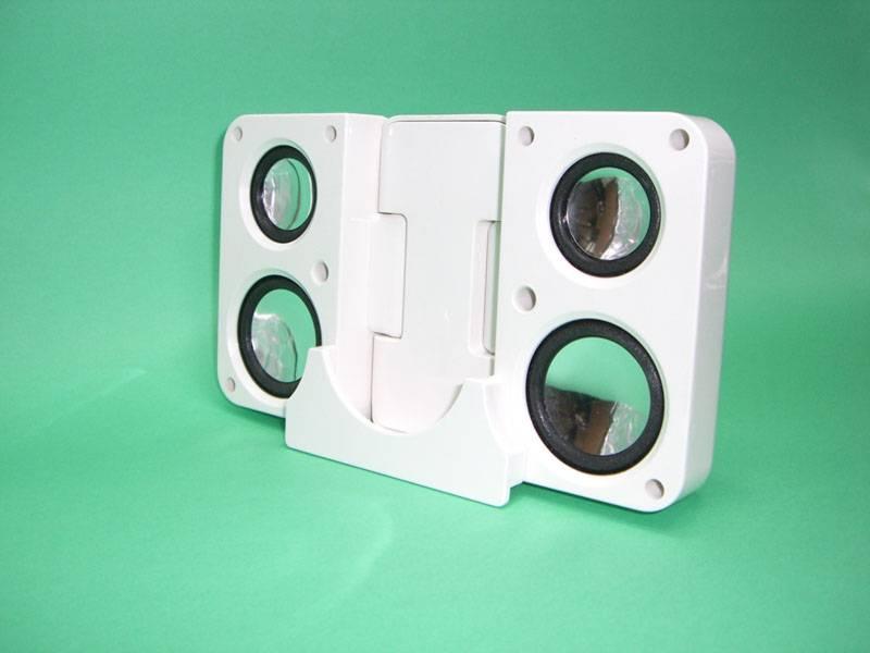 Double Folding Speakers,MP3 Speakers