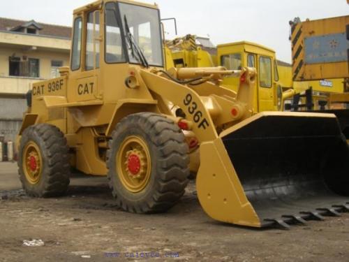 Cat 936F  Used Caterpillar Wheel Loader