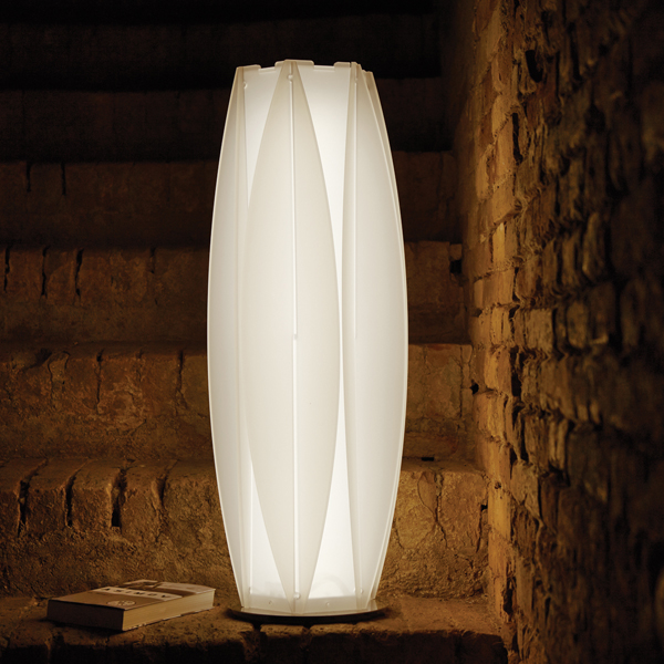 Modern Design Lamps Cristalopal Floor Lamp Kira Small by Emporium