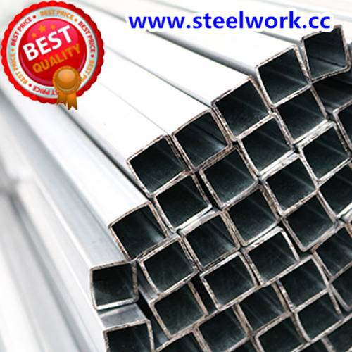 ERW Galvanized/ Annealing Welded Steel Tube & Pipe ( T-02)