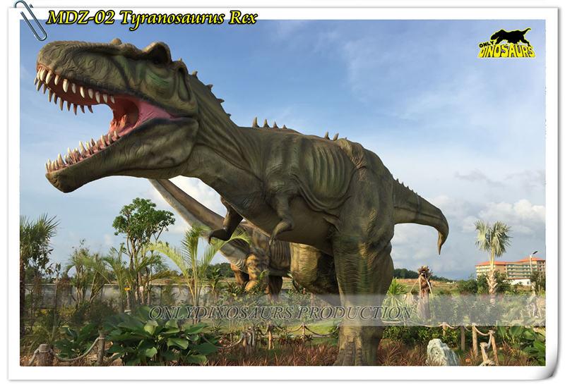 Animatronic Dinosaurs indoor/outdoor