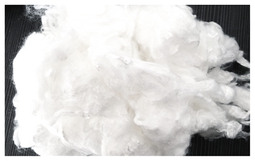 Water Soluble PVA Fiber Polyvinyl Alcohol Chemical