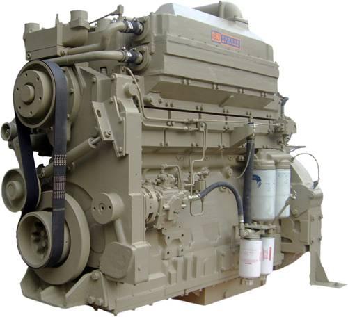 High quality Cummins diesel engine KTA19-C525
