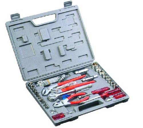 42PC Portable Tool Kit with Spanner Set