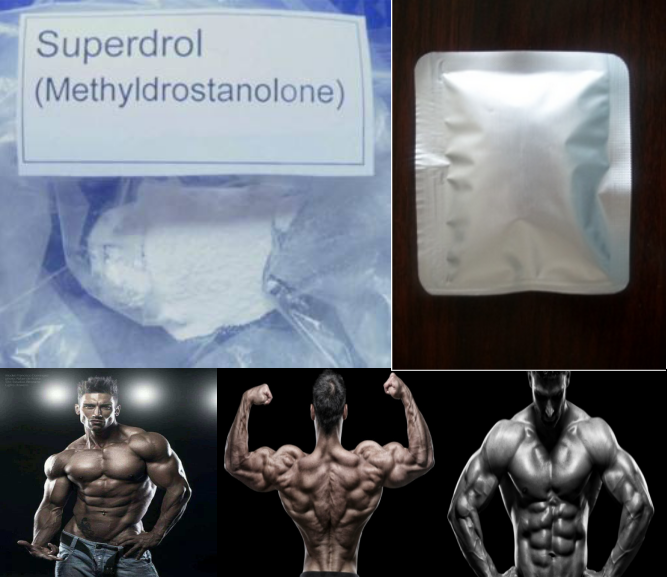 99.0% High Purity Methyldrostanolone Methasterone Superdrol raw powder for muscle bodybuilding