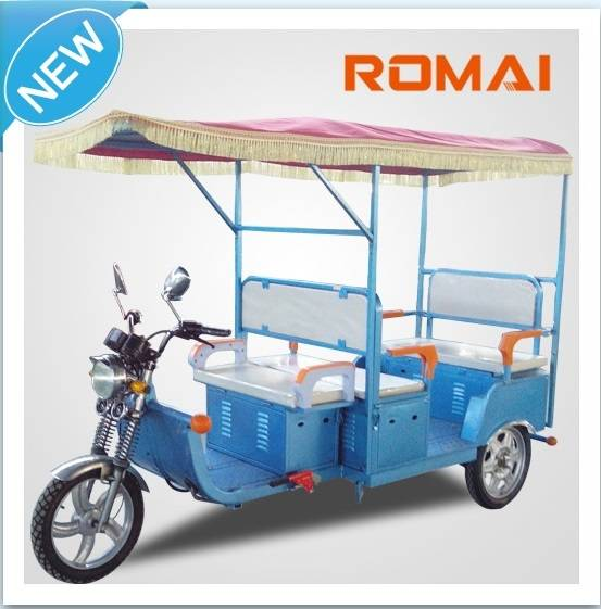 Romai Electric tricycle