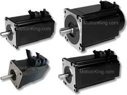 MEZ Stepper motors - Encoder Integrated